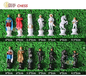 Image 4 - High quality Cartoon Character Magnets International Chess Portable Chess Teaching Training Children/Teenager Gift For Hot Sale