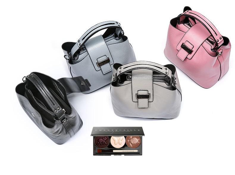 women genuine leather handbag 7