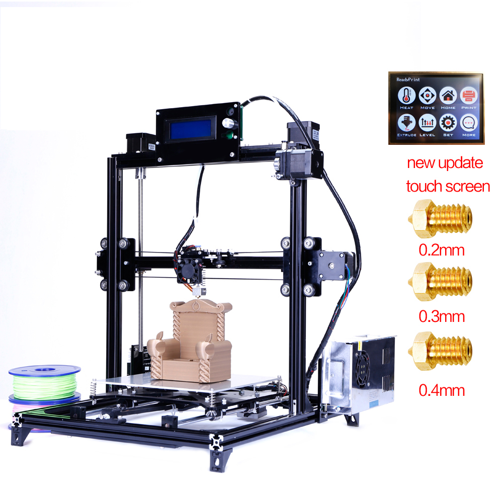 Flsun D Printer I Dual Extruder Kits Auto leveling Large Size xxmm