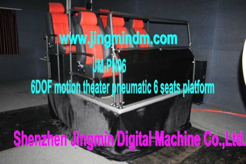 US $5688 0 |JMDM 6DOF hydraulic motion chair/platform(6 seats) without  linear transducer on Aliexpress com | Alibaba Group