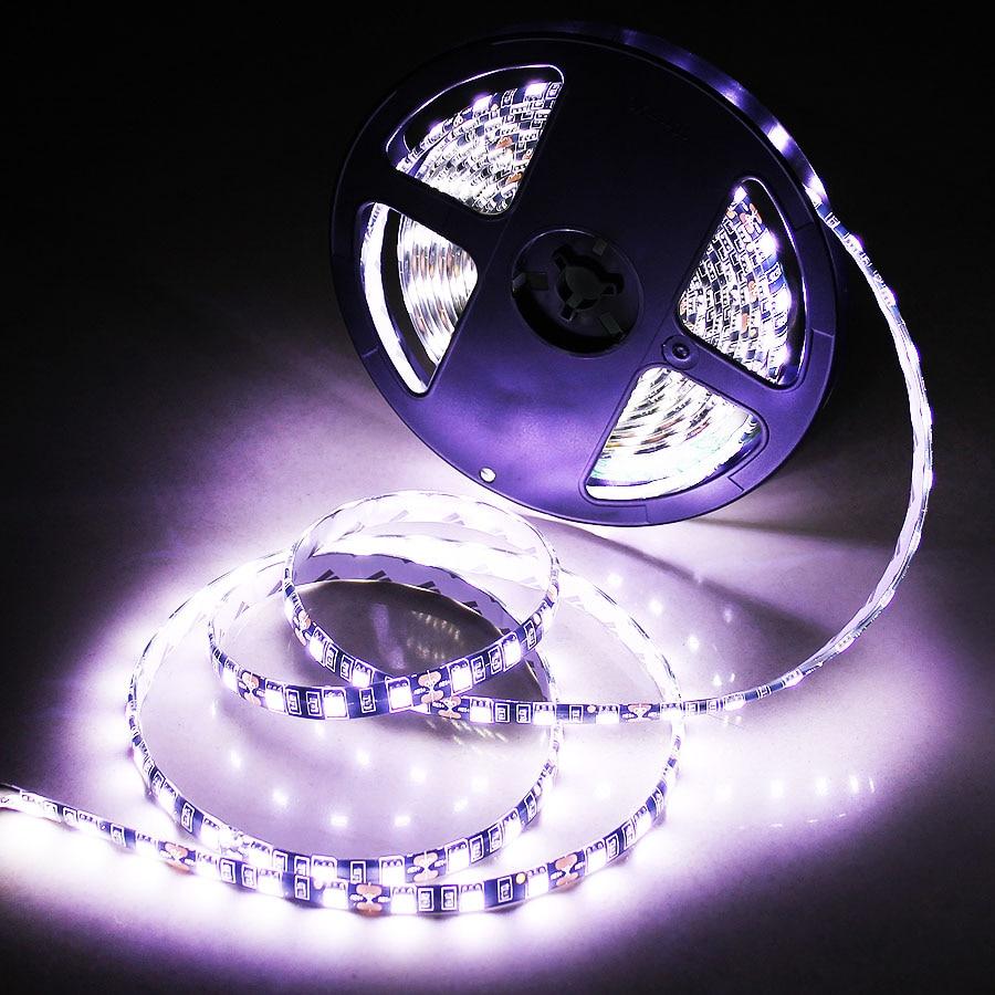 Жарық диодты жолақ 12 V 5050 RGB Түсті суға - LED Жарықтандыру - фото 3