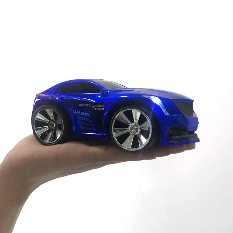Mini 4 Channels RC Cars with Smart Watch Electric Remote Control Car Voice Command Racing Games Drift Car Rechargeable in RC Cars from Toys Hobbies