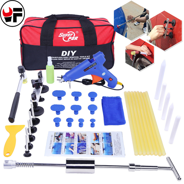 Car Dent Repair Tools Kit Paintless Removal Dent Repair Tools Dent Repair Straightening Instruments Ferramentas DN163