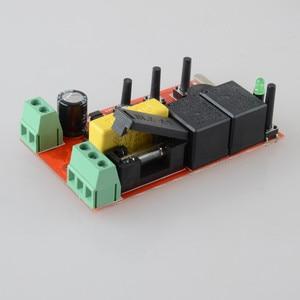 Image 4 - AC 220 V Motor RF kablosuz uzaktan kumanda Anahtarı 220 V YUKARı ve AŞAĞı Uzaktan Kumanda Motoru Ileri Geri uzaktan kumandalı anahtar 315/433 MHZ