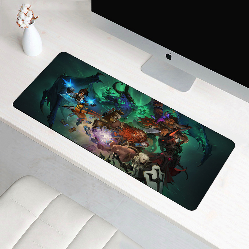 SIANCS Anti-Slip 60x30cm XL Hearthstone Gaming Mouse pad Large notbook computer
