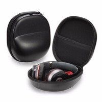 Portable EVA Headphone Case Storage Headset Bag Earphone Accessories Zipper Box For Memory Card USB Cable