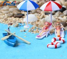 Architecture scales of model Boat,model anchor,model buoy,model chair ,model wood bikinis and white umbrella sand