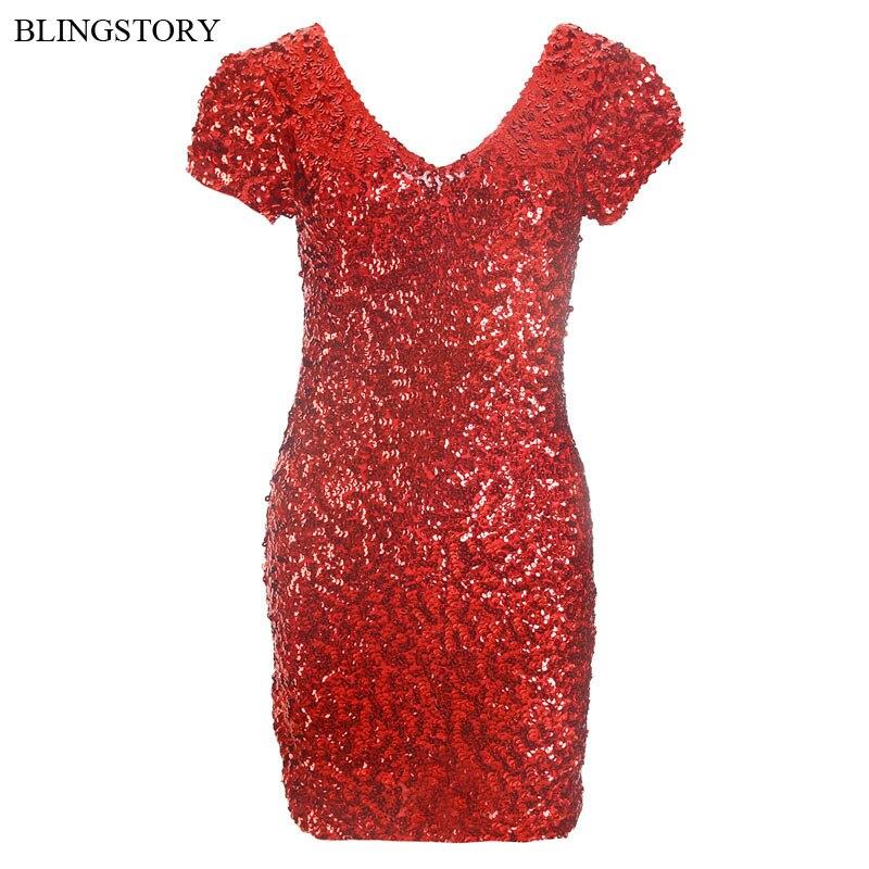 7ba3b366e5c BLINGSTORY Europea robes Luxueux Ouvrage Sequin avec Broderie Fleur Dames  Robe DropshipUSD 13.49 piece ...