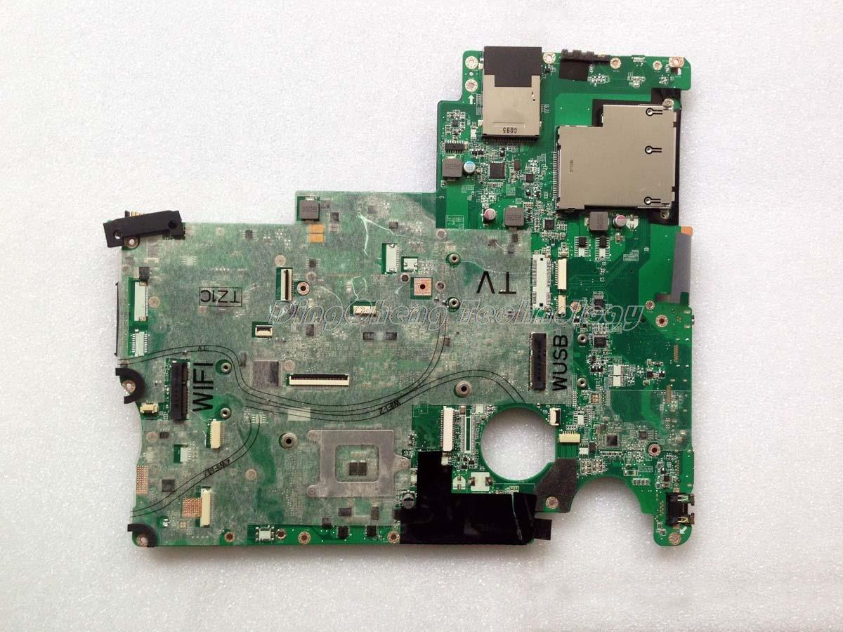 HOLYTIME laptop Motherboard For Toshiba X500 X505 DATZ1CMB8F A000053140 DDR3 REV:F HM55 DDR3 integrated graphics cardHOLYTIME laptop Motherboard For Toshiba X500 X505 DATZ1CMB8F A000053140 DDR3 REV:F HM55 DDR3 integrated graphics card