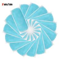 15pcs Medical Ice Cooling Gel Patch Therapy Fever Cooling Gel Pads Sheet Pack Headache Pain Relief