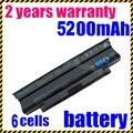 Jigu batería del ordenador portátil para dell inspiron 13r 14r 15r 17r m411r M501 M5010 N3010 N3110 N4010 N4110 N5010 N5030 N5110 N7010 N7110