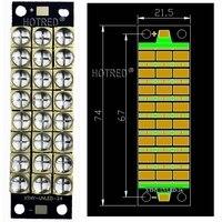 Новейший 200W 240watts Мощный светодиодный УФ светильник фиолетовый 6565 Epi светодиодный s чип 395 400nm cob лампы светодиодный диодный модуль фиолетовые