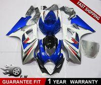 ZXMT NEW Painted ABS Fairing kit Bodywork Fit For SUZUKI GSXR 1000 2007 2008 Orange Black Blue White Drilled Molded