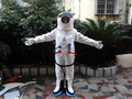 2014 Hot Sale ! High Quality Space suit mascot costume Astronaut mascot costume with Backpack with LOGO glove,shoes
