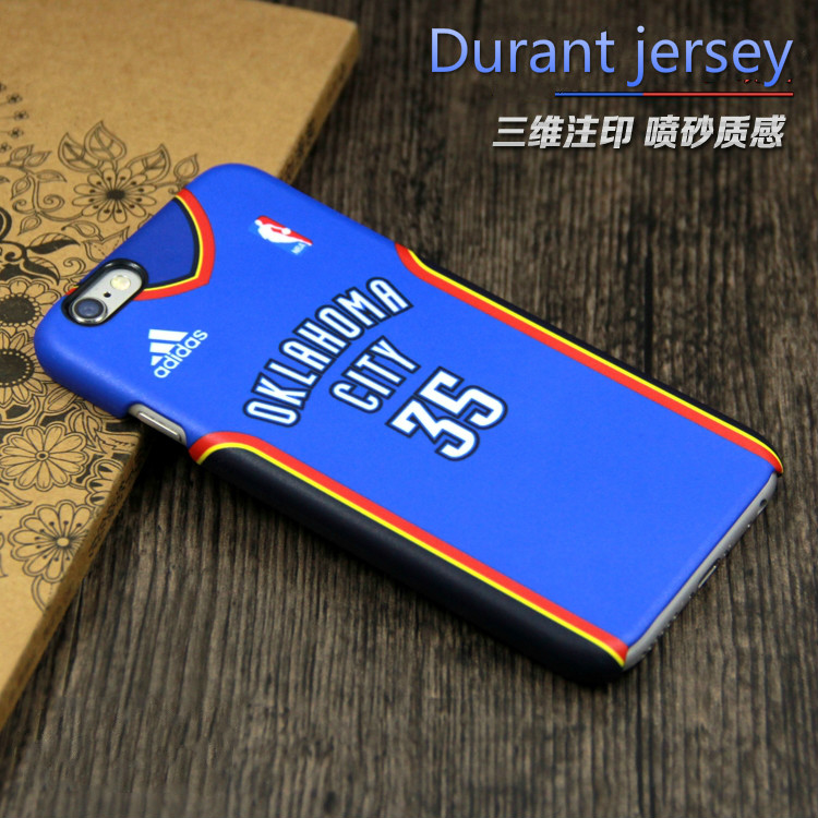 sports shoes 1d381 a2f48 New Arrival Kevin Durant Jersey Case For Apple Iphone 6 Plus 6s Plus ...