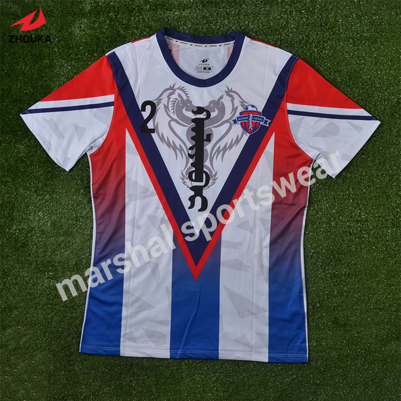 276bcea9cc4 available classic design accept small quantity custom logo sublimation  soccer jersey personalised