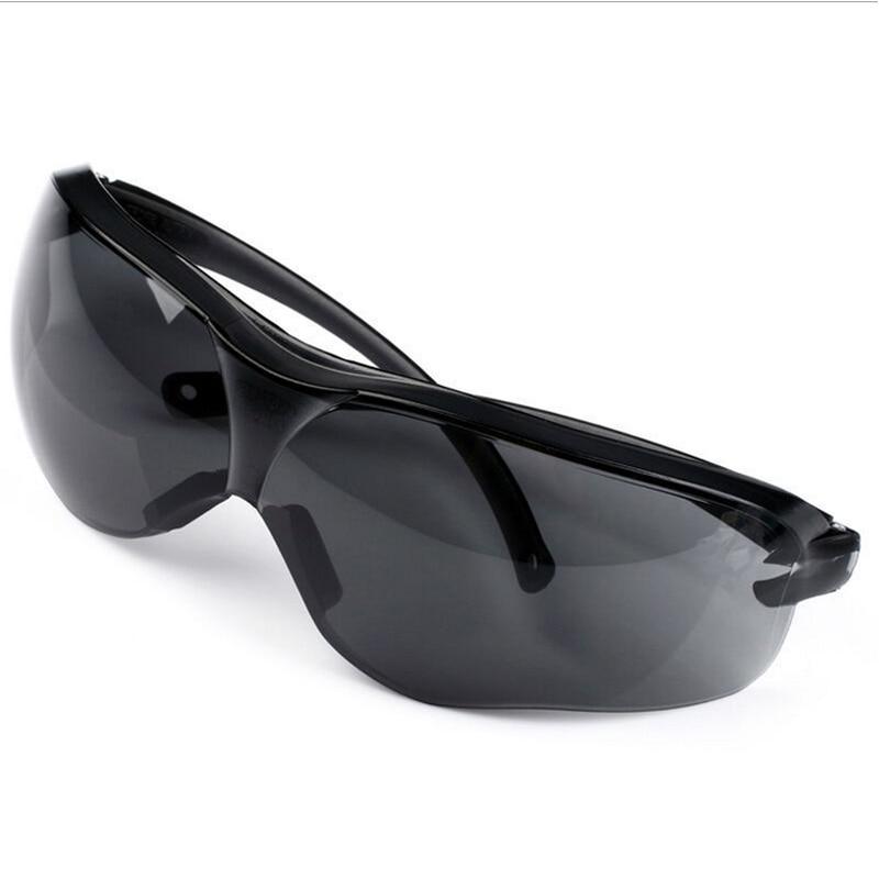 3M 10435 Keselamatan Potective Black Goggles Glasses Untuk Anti-UV - Keselamatan dan keamanan - Foto 4