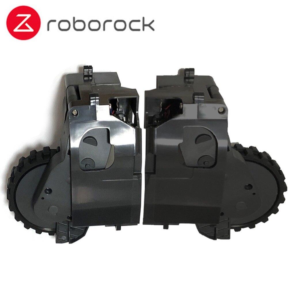 Rodízio da roda do motor Original para Xiao mi mi Robot Vacuum Cleaner 2 Roborock S50 S51 S55 vauum robô aspirador de Reparação partes