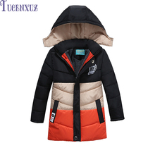 New cotton winter fashion jacket&outwear children jacket boys winter warm coat