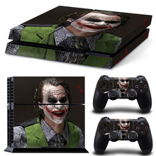 Joker PS4 Skin Sticker