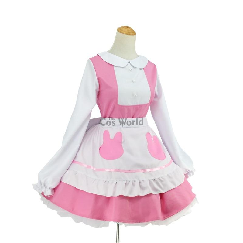 Miss Miss Kobayashi's Dragon Maid Kamui Kanna The Little Match Girl - Կարնավալային հագուստները - Լուսանկար 6