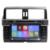 Digital de Rádio Do Carro DVD Para Toyota Prado 2014 Suportado Duad Núcleo de Rádio CD Player MP3 De Áudio BT PC Ipod Usb Gps Navigation Mapa Grátis