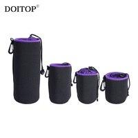 Doitop 4ピース/パックカメラフォト保護ソフトネオプレンケースデジタル