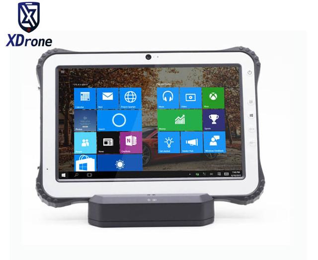 Original K12 Industrial Windows 10 Home Rugged Tablet PC 10.1 Inch military IP67 Waterproof Dustproof Shockproof  Ublox GPS 3G