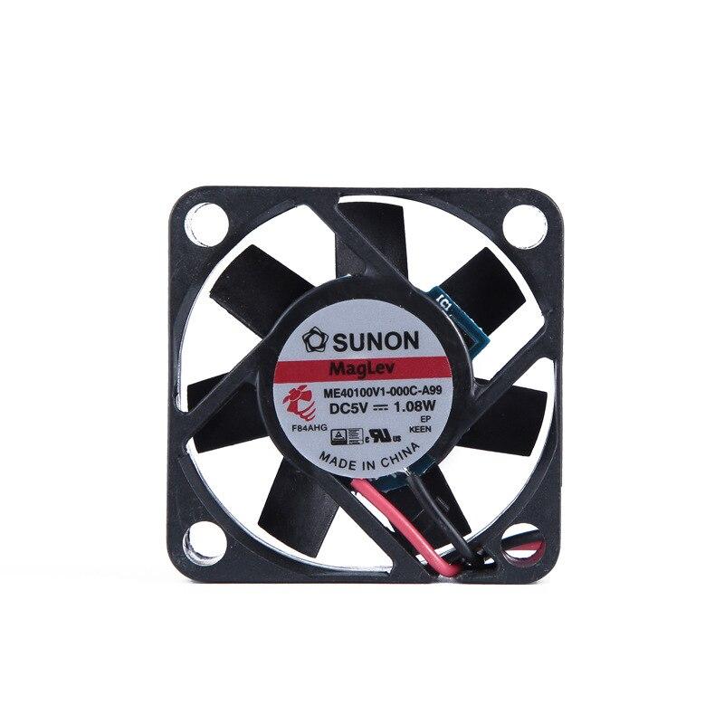 Leuk Sunon 40105 V 1.08 W Maglev Fan Me40100v1-000c-a99 Podium Verlichting Zo Effectief Als Een Fee Doet