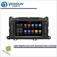 For Toyota Sienna XL30 2011 2016 CD DVD GPS Player Navi Radio Stereo HD Screen Car