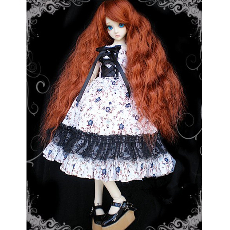 1/3 1/4 1/6 BJD Dolls Clothes Beautiful Dresses for Dolls,New Style Toy Clothing Set Fashion Doll Clothes Doll Accessories fashion bjd doll retro black linen pants for bjd 1 4 1 3 sd17 uncle ssdf popo68 doll clothes cmb67