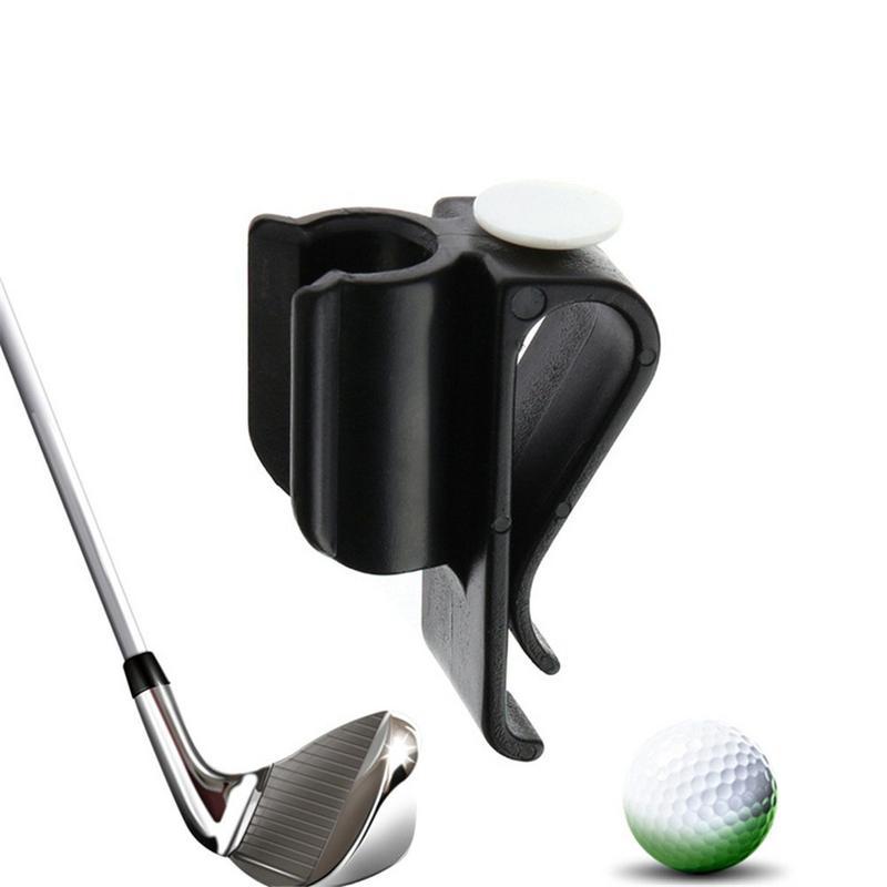 Маркер зажим держатель сумка для гольфа практическая 2018 новый прочный мяч Ввод Организатор клуб клип на клюшки