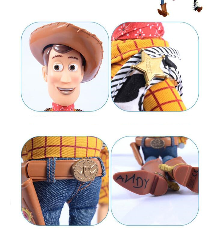 Woody de Toy Story Toy 4 2