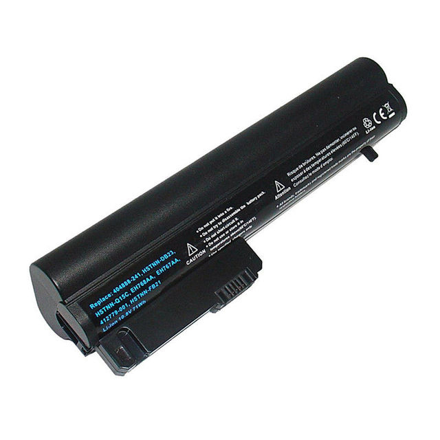 9 Celdas de Batería Para Portátil HP EliteBook 2530 p 2540 p 404887-241 HSTNN-C48C EH768UT BJ803AA MS06XL BS555AA HSTNN-DB22 KU529AA