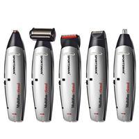 5in1 Multifunctional Hair Clipper Epilator Nose Trimmer Lettering Head Shaver Body EU plug