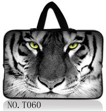 Tiger Design Laptop Sleeve Bag Hide Handle Computer Accessories For 10 12 13inch 15 15 4