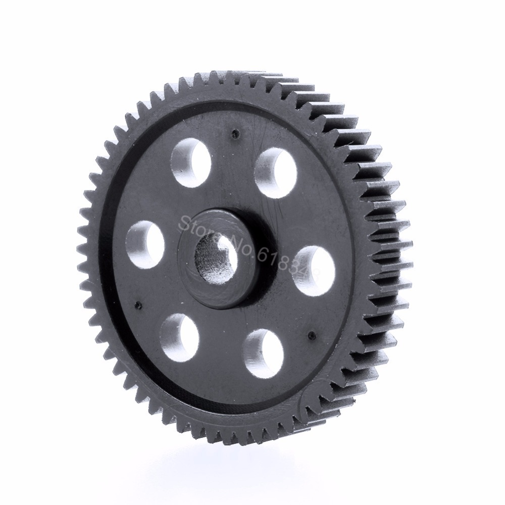 10pcs RC HSP 03004 Spur Diff Main Gear 58T Teeth For 1/10 Nitro On Road Car Drift 94103 94123 (Pro) Redcat Lightning EPX STK стоимость