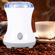 Electric Coffee Spice Grinder Maker with Stainless Steel Blades Beans Mill Herbs Nuts Moedor de Cafe Home Use 220V 100W