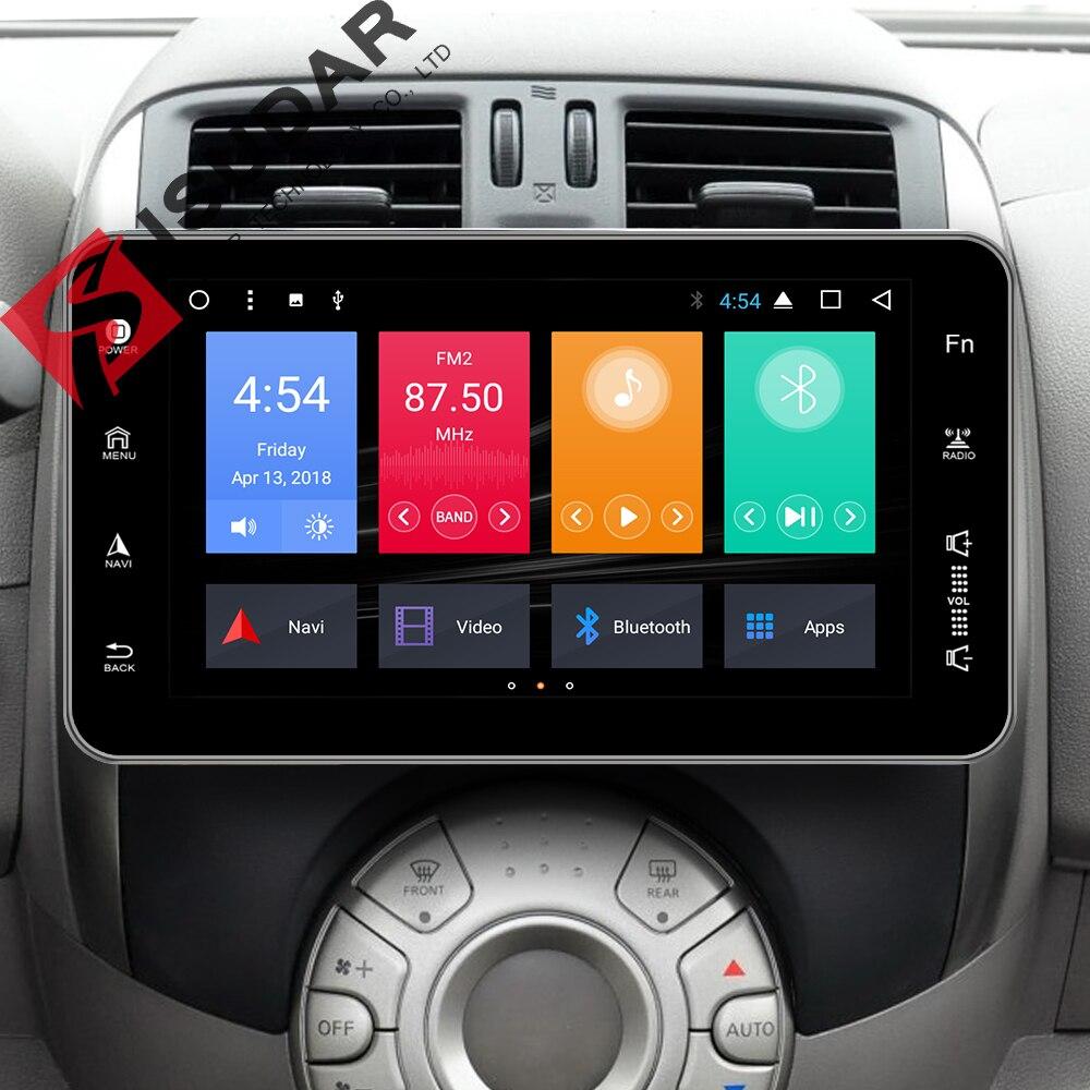 Isudar Voiture lecteur Multimédia Android 8.1 Lecteur DVD de Voiture Pour Nissan/X-trail/VERSA 8 Noyaux Radio FM 4g GPS GLONASS 2g RAM 32g ROM