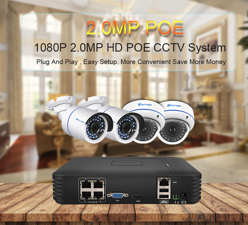 IR-Cut Camera CCTV 2MP 1