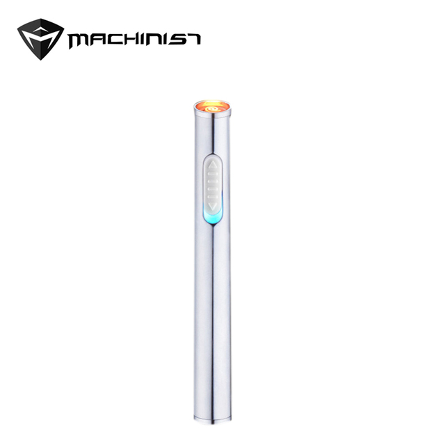 Usb Cigarette Lighter Rechargeable Flameless Fancy Electric Lighters Adapter