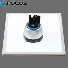 ミニライトボックス写真スタジオ 22.5 主導撮影影底光影のない光ランプパネルのための 20 センチメートル写真スタジオ