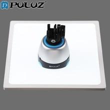 صندوق إضاءة صغير استوديو الصور 22.5 LED التصوير بدون ظل أسفل ضوء الظل خالية ضوء مصباح لوحة ل 20 سنتيمتر استوديو الصور