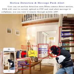 Image 4 - H.265 h.264 nvr 16 ch p2p 5mp rede gravador de vídeo suporta 1vga + 1 hdmi onvif cctv gravador para câmera de segurança ip vigilância