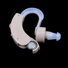 1PC XM-907 Hearing Aid mini Convenient Hearing Aid Aids Best Sound Voice Tone Adjustable Amplifier