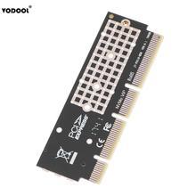 Карты расширения 90×32 мм PCIe NVME M.2 SSD PCIe 3.0×16/x8/x4 расширения карты адаптера Поддержка Оконные рамы 7/8/10