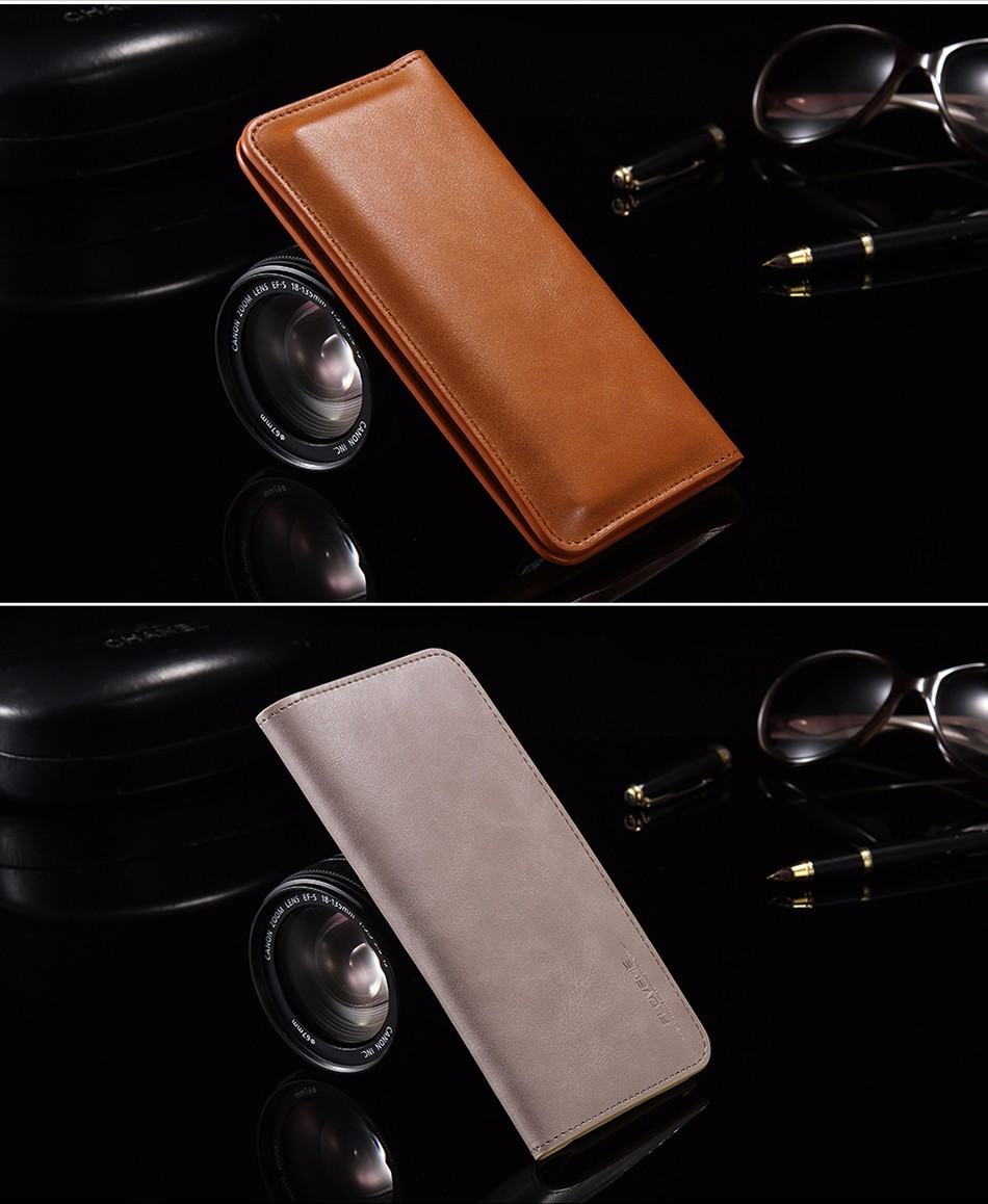Floveme luksusowe retro skórzany portfel torby phone case do samsung s7 s6 s5 dla iphone 7 6 6 s plus se 5S 5 miękka pokrywa torebka marki 19