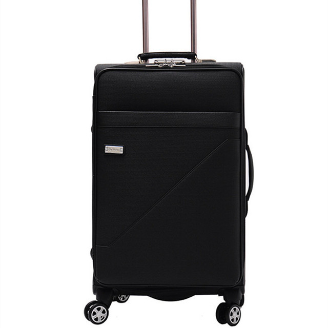 ca7cf32a6 BOLO BRAVE Suitcase Genuine brand Classic Design Luggage sets great travel  Expandable Spinner Trolley Bags 20