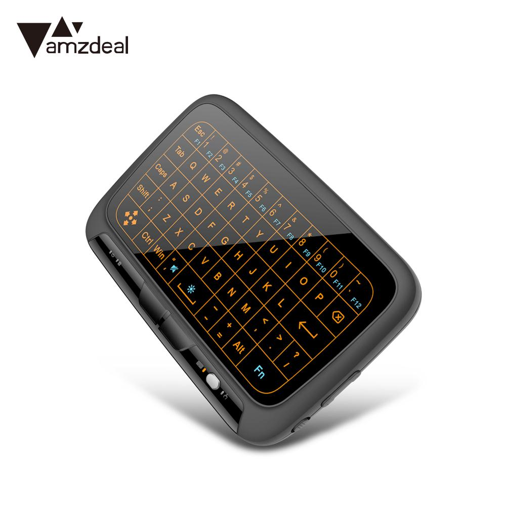 Touchpad Dual Mode Mouse Computer for Mac OS Linux Keyboard Multi Point Touch Wireless for Apple for iPad Series iOS System