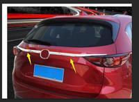 for 2017 2018 Mazda CX 5 CX5 refit rearguards trunk rear bumper tail box trim